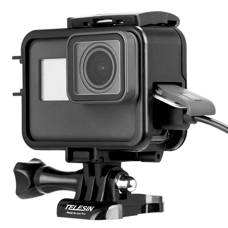 Suporte Armação Moldura Frame Vertical - GoPro Hero5 Hero6 Hero7