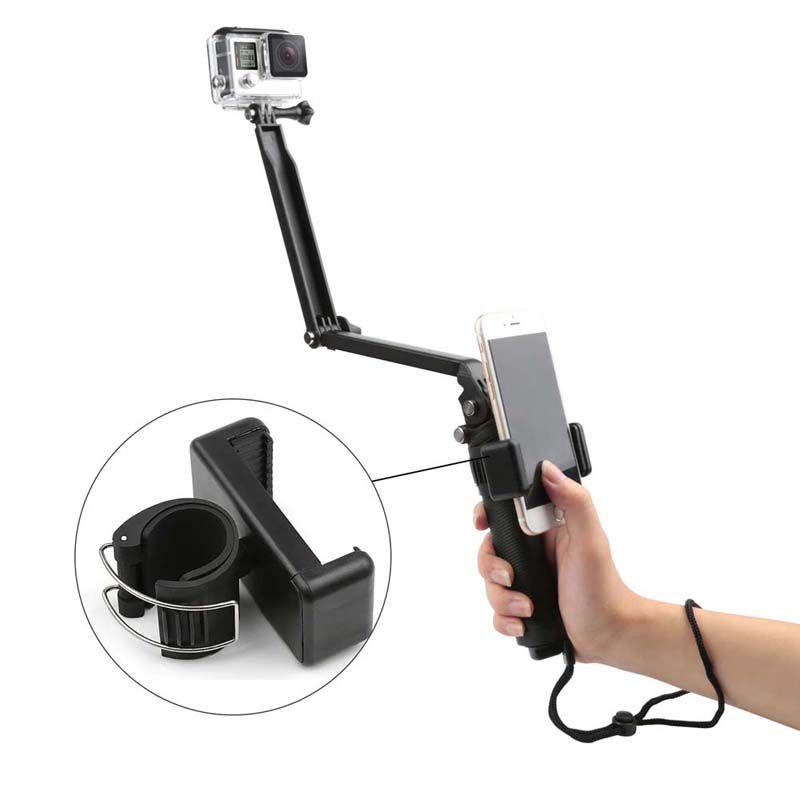 Suporte Celular e Smartphone para Pau de Selfie - Grande