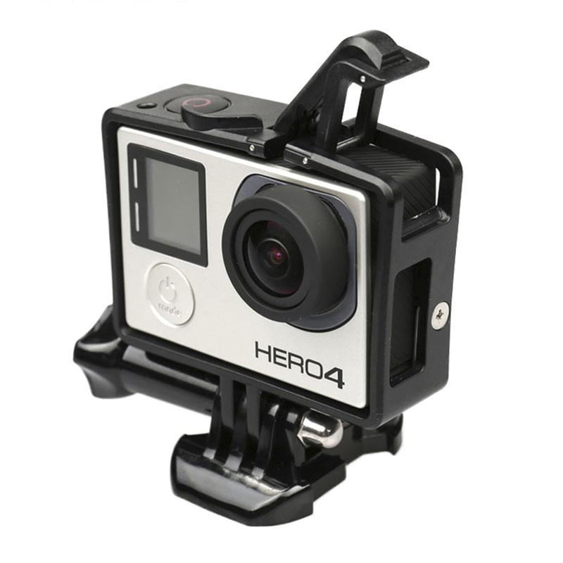 Suporte Armação Moldura Frame - GoPro Hero3 Hero3+ Hero4 - Mod. 2
