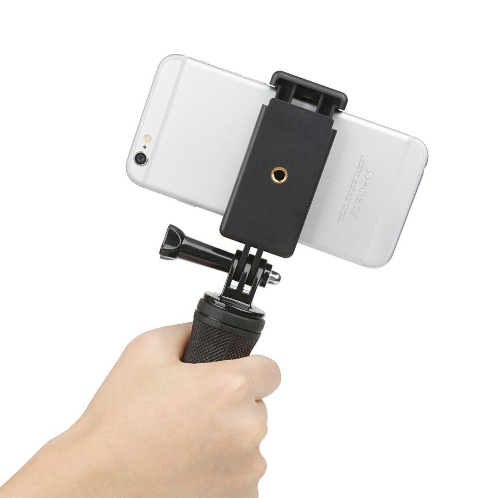 Suporte Celular e Smartphone para Pau de Selfie e Acessórios GoPro