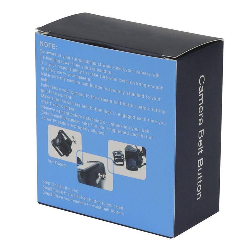 Suporte de Cinto - DSLR Canon Nikon