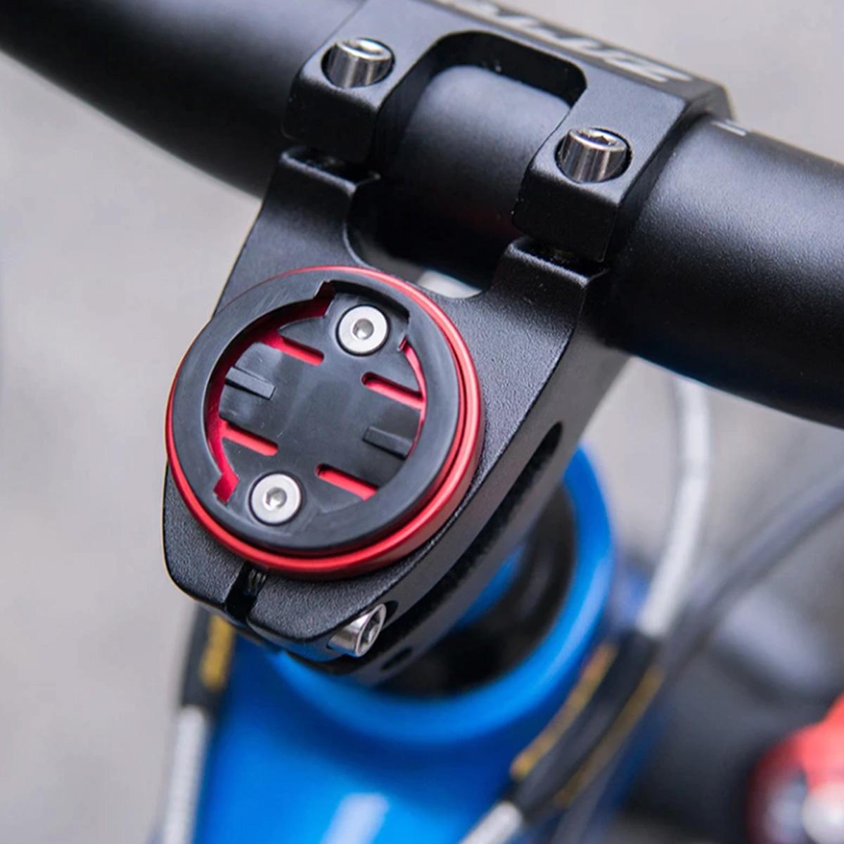 Suporte Guidon Mesa Bicicleta GPS Garmin Bryton Cateye