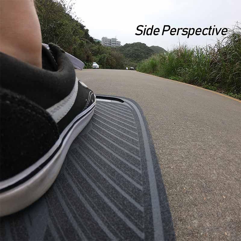 Suporte Skate e Prancha - Telesin - GoPro SJCAM Eken Yi