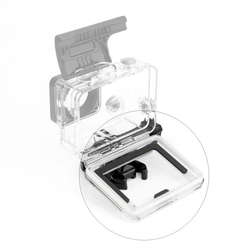 Tampa Aberta - Touch - GoPro Hero4 Silver - Caixa de 40 Metros