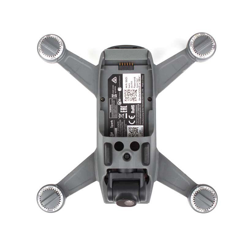 Tampas Protetora - Baterias e Drone DJI Spark - 4 Peças