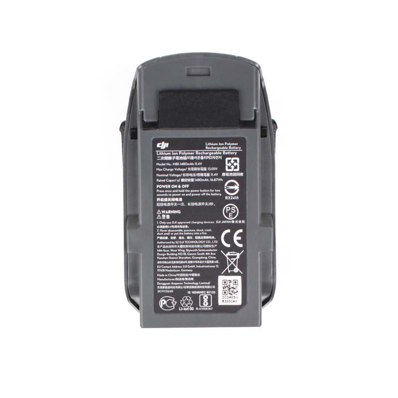 Tampa Protetora - Conector da Bateria - DJI Spark - 1 Peça