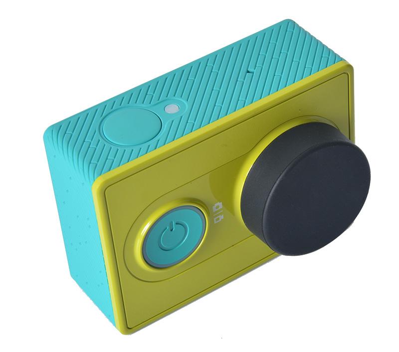 Tampa Protetora - Lente da Câmera - GoPro Hero3 Hero4 - Yi