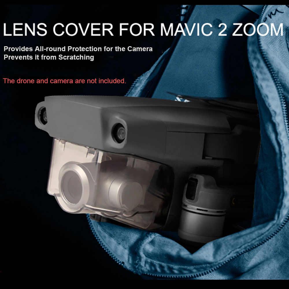 Tampa Protetora para Gimbal e Lente - Drone DJI Mavic 2 Zoom
