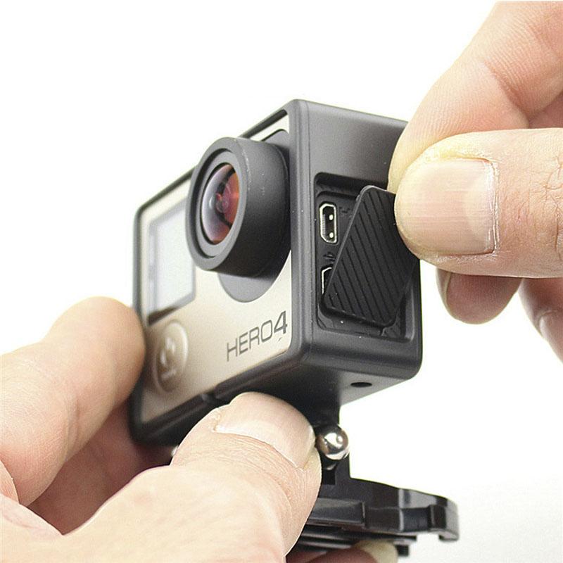 Tampa USB - Reposição - GoPro Hero4