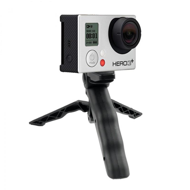 Tripé de Mão - GoPro SJCAM Eken Yi Canon Nikon
