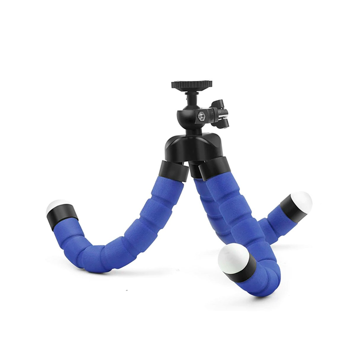 Tripé Flexível Esponja 17cm - Octopus Gorillapod - GoPro SJCAM Eken Yi
