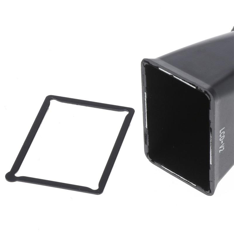 Visor LCD Viewfinder Câmera V2 - Canon 550D/5DIII