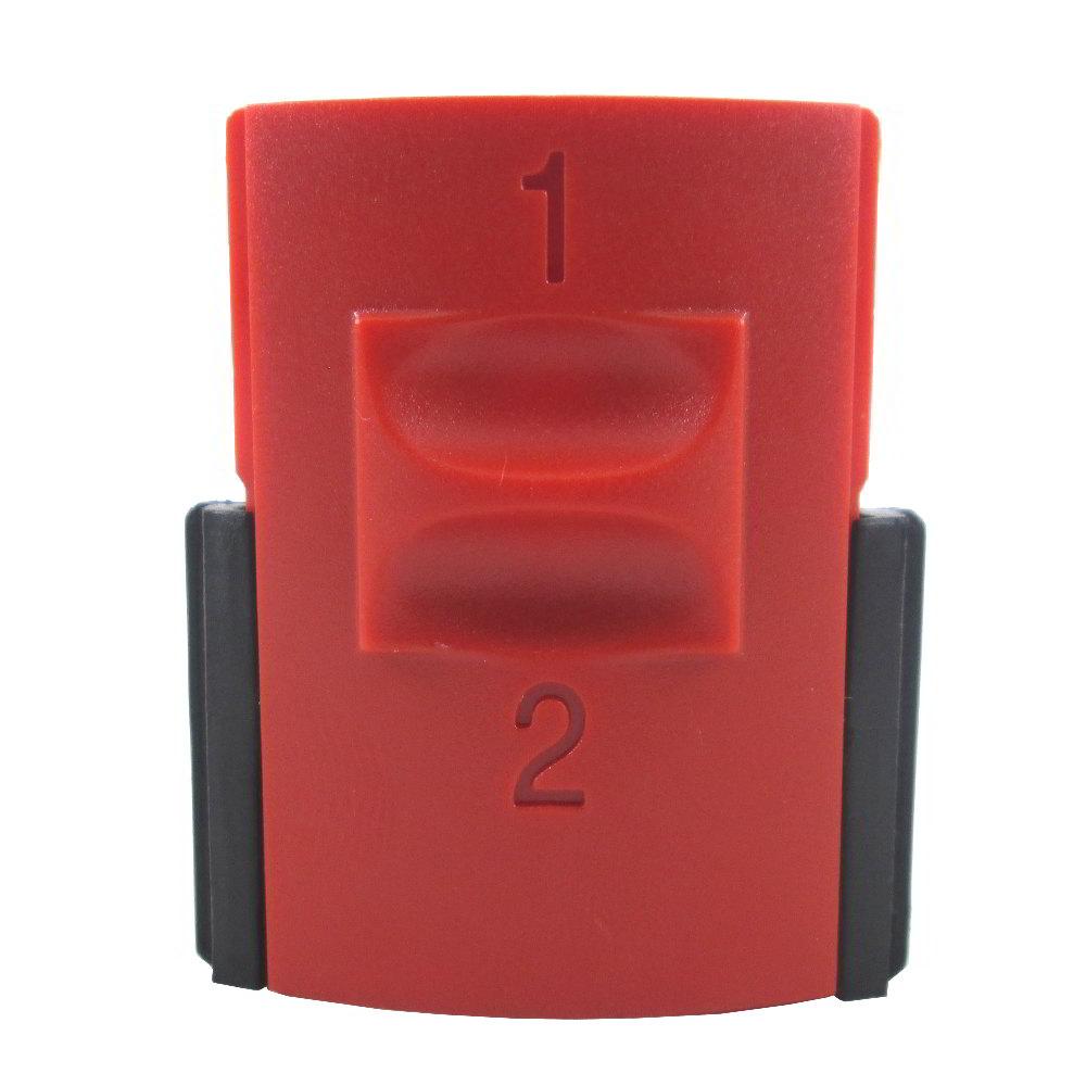 Botão de velocidade C-M46 para parafusadeira - Bosch - Skil - Dremel - 2609120202