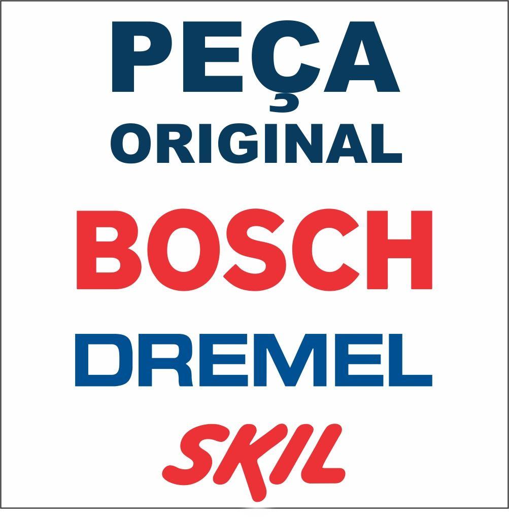 Botão Impacto Magnum Vermelha - Bosch - Skil - Dremel - 9618086705