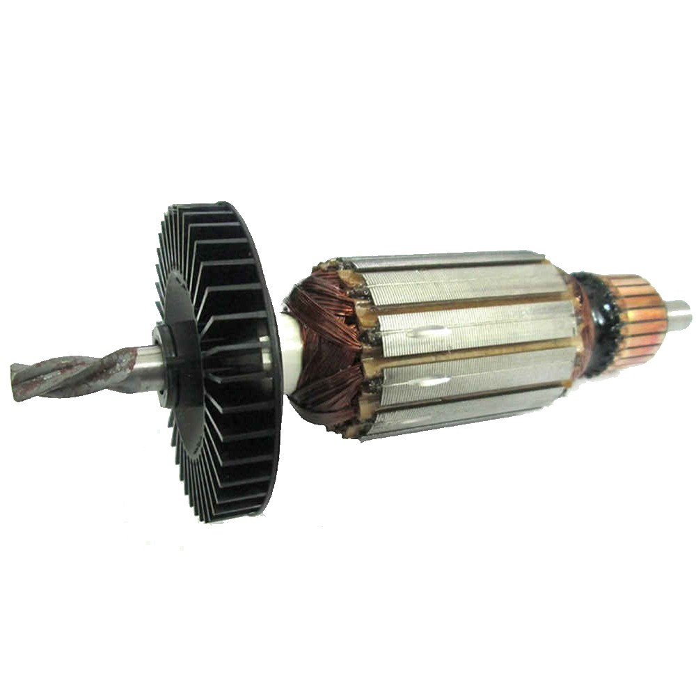 Induzido Rotor para Furadeira de Impacto GSB 16RE - Bosch - Skil - Dremel - F000605091