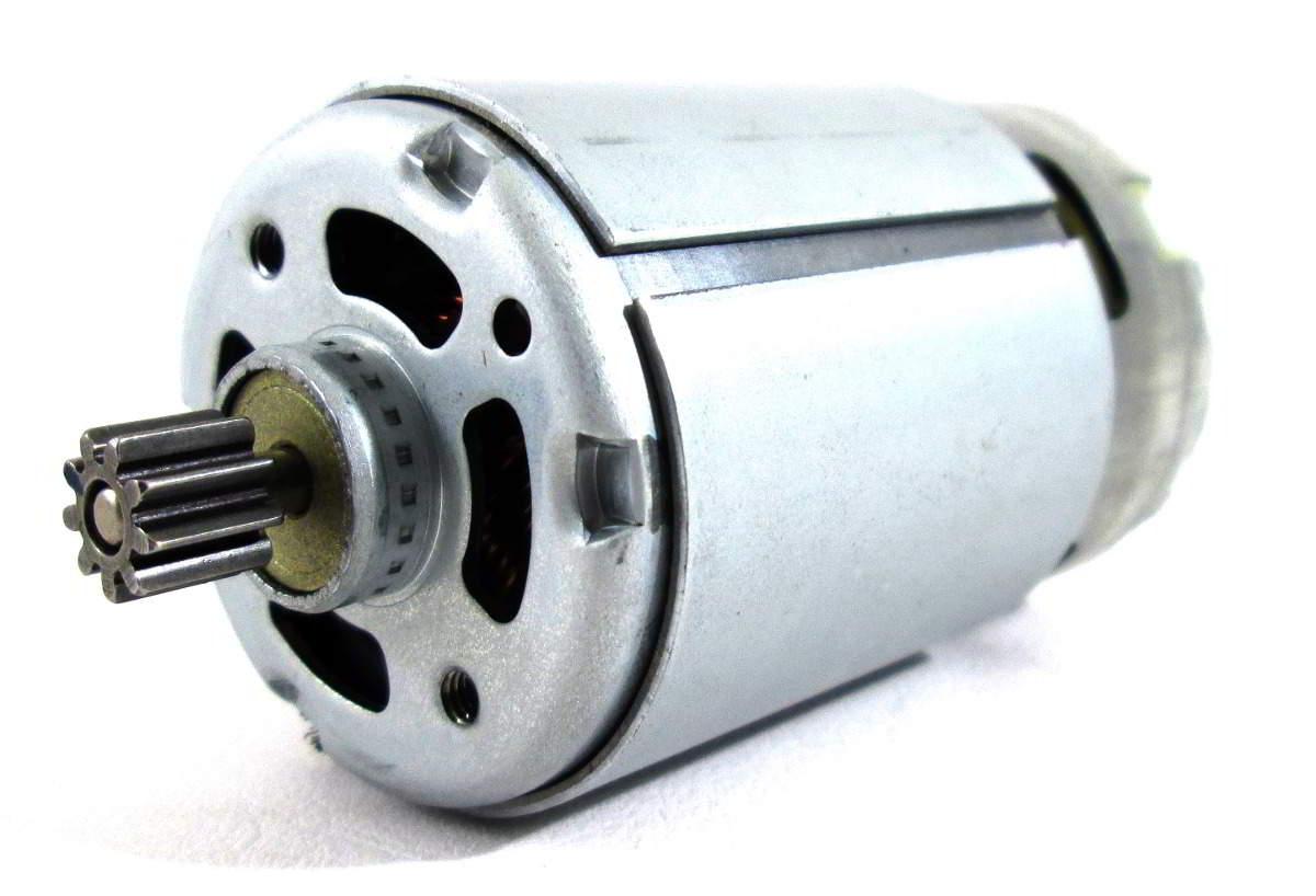 Motor 12v. C/pinhao Z=9r M7,8 1915.5 Bosch - Skil - Dremel - 1619P00141
