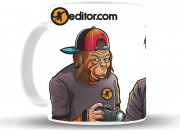 Caneca Oeditor.com