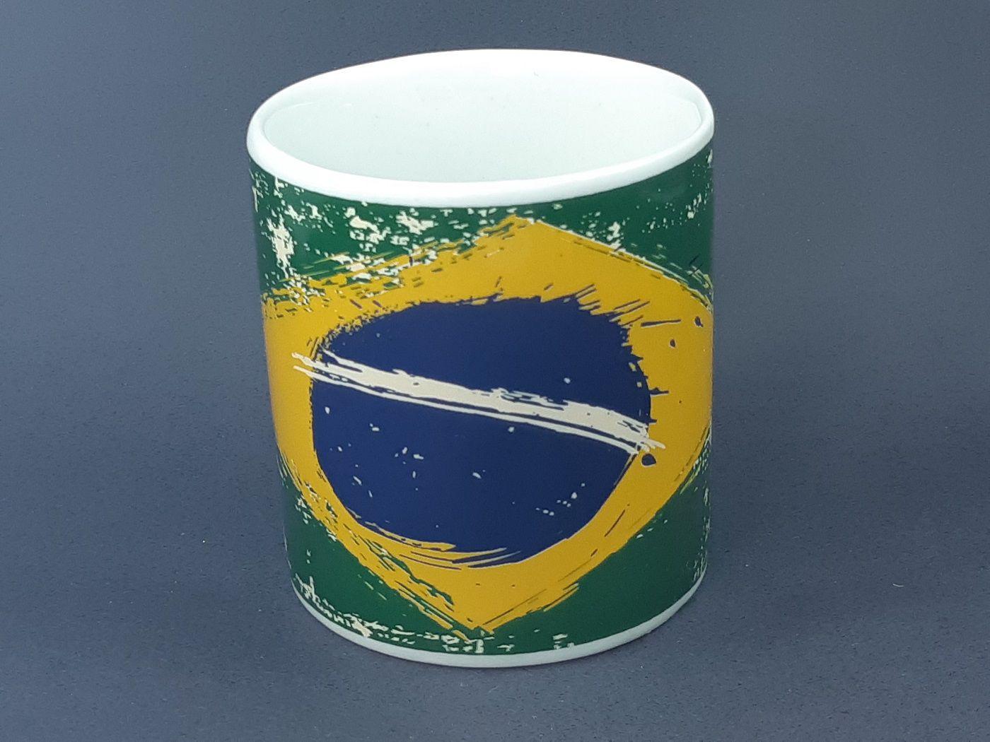 Caneca Brasil 325 ml