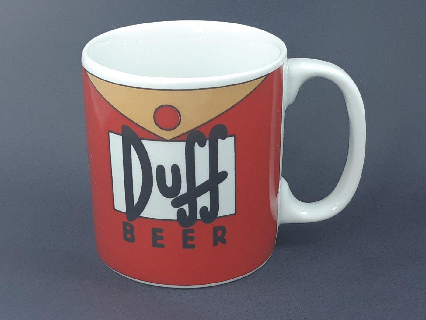 Caneca Duff  325 ml