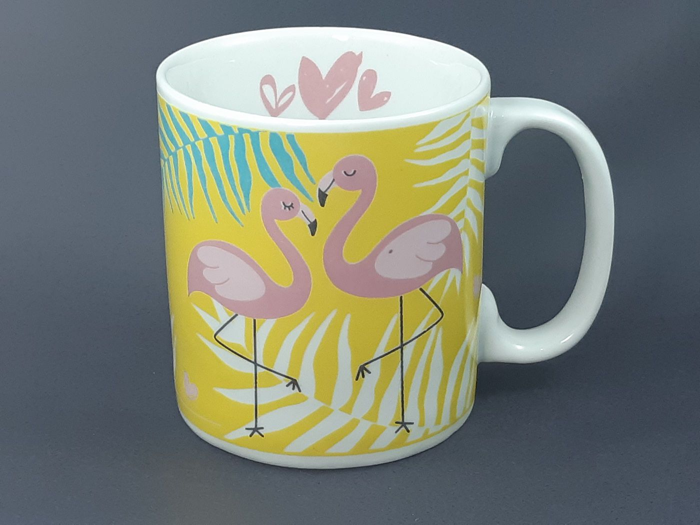 Caneca Flamingo 1  325 ml