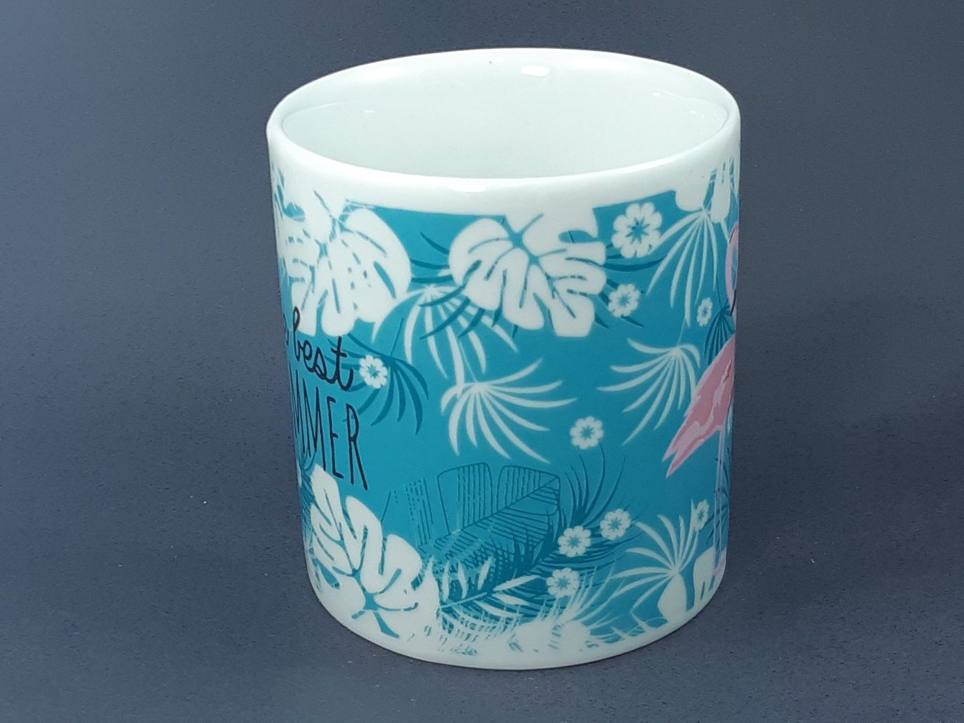 Caneca Flamingo 2  325 ml