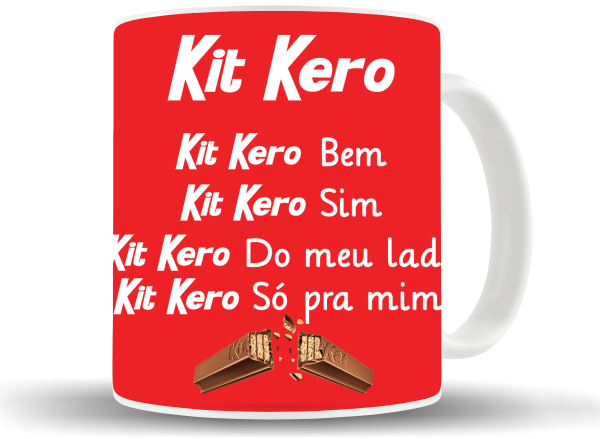 Caneca Kit Kero