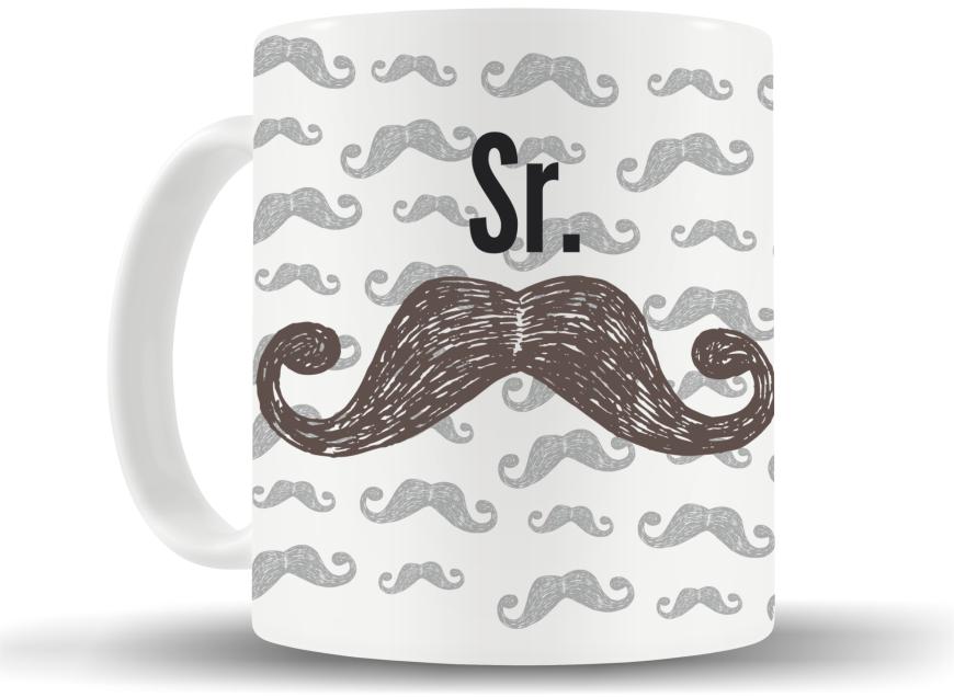 Caneca Sr Mustache