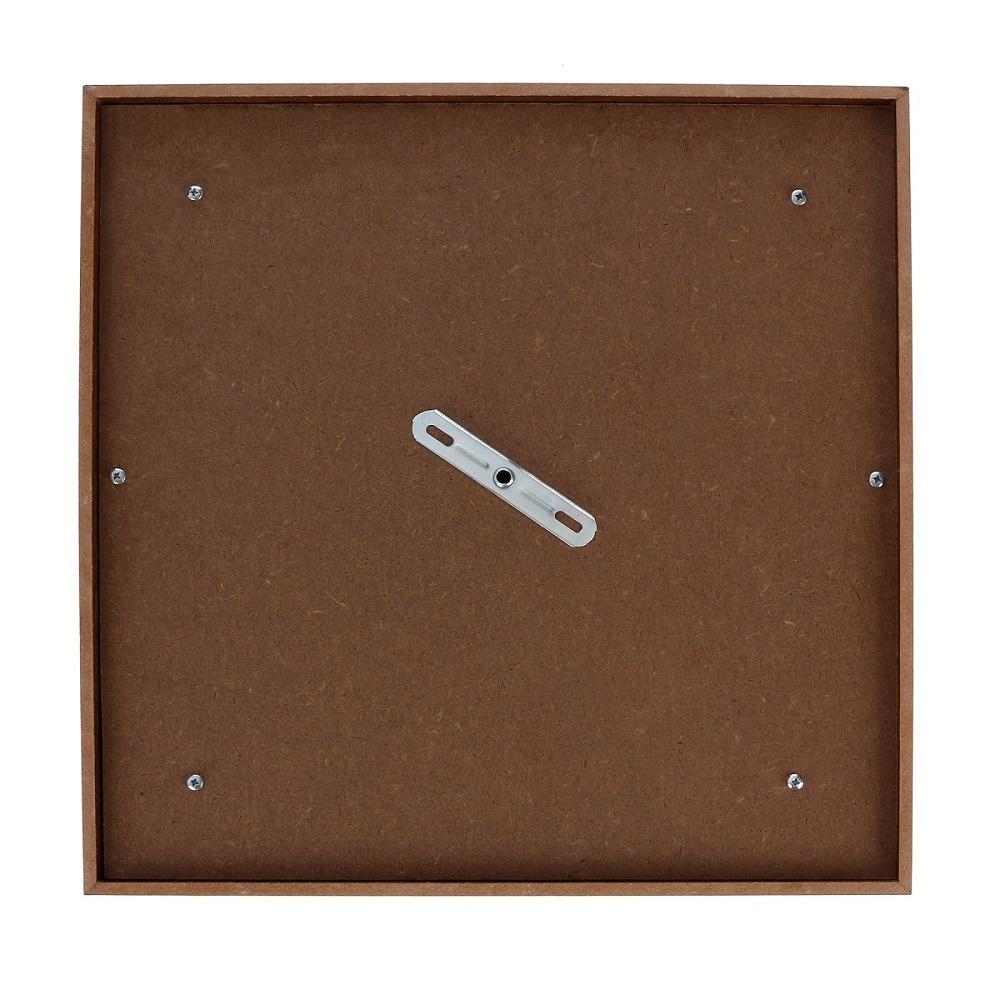 Plafon Quadrado Madeira 45X45cm
