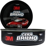 Cera Automotiva Brilho 3m 200Gr