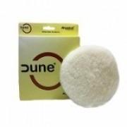 Boina de Lã Natural Branca Agressiva Dune 165MM (6 polegadas)- Alcance