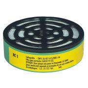 Filtro RC1 Para respirador CG 304N- Carbografite (UNIDADE)