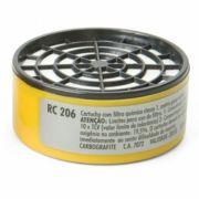 Filtro RC 203 Para respirador CG 306 - Carbografite (UNIDADE)
