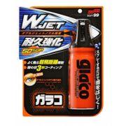 Glaco Spray Repelente de Chuva W Jet Strong Soft99  (180ml)