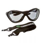 Óculos de Proteção Incolor SPYDER (Carbografite)