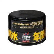 Fusso Coat Black 12 months Paste Wax - 200g  soft99