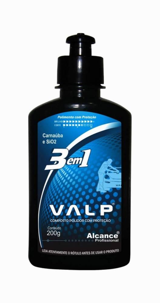 VALP 3em1 - 200ML  - HIDRORIO