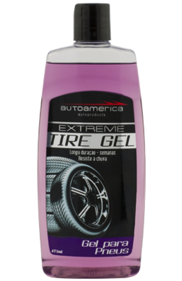 Gel para Pneus Extreme Tire Gel 473ml - Autoamerica