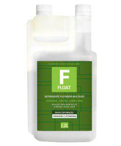 FLOAT - Detergente Flotador - com tampa DOSADORA - EasyTech - 1,2 L