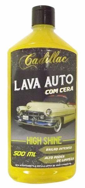 LAVA AUTO COM CERA HIGH SHINE CADILLAC - 500 ML  - HIDRORIO