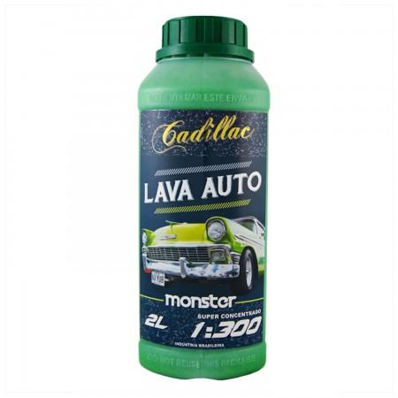 LAVA AUTOS MONSTER SUPER CONCENTRADO 1:300 - Cadillac - 2 L  - HIDRORIO