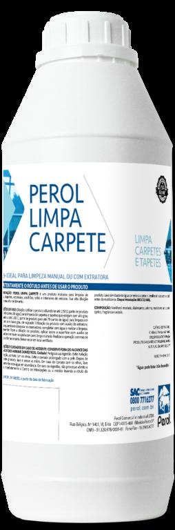 LIMPA CARPETE PEROL 1 L  - HIDRORIO