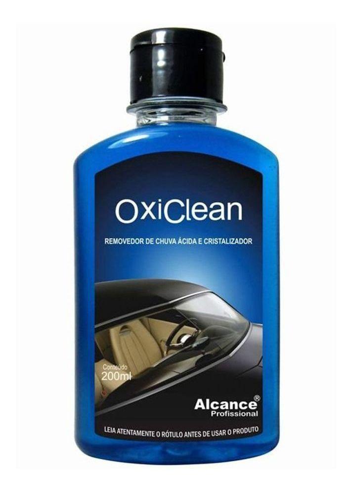 OxiClean Removedor de Chuva Ácida e Cristalizador - Alcance (200ml)  - HIDRORIO