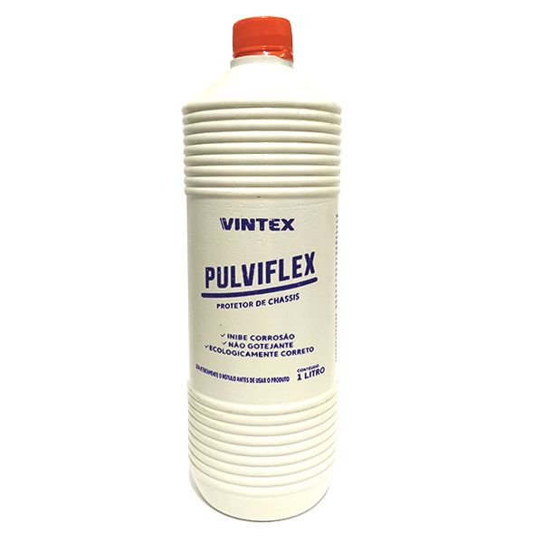 Pulviflex Protetor De Chassis 1l Vonixx Lavagem Automotiva  - HIDRORIO