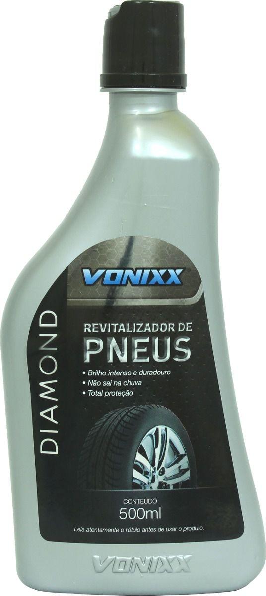 REVITALIZADOR DE  PNEUS 500ML  - HIDRORIO