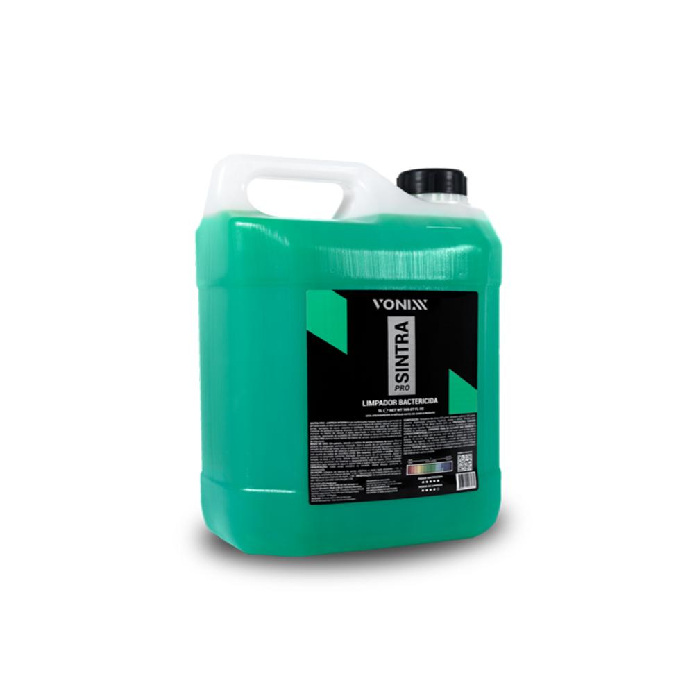 Sintra PRO - Limpeza Interna de Veículos Limpador Bactericida - Vonixx (5 Litros)  - HIDRORIO