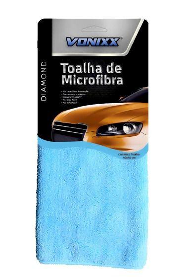 TOALHA MICROFIBRA 40X40