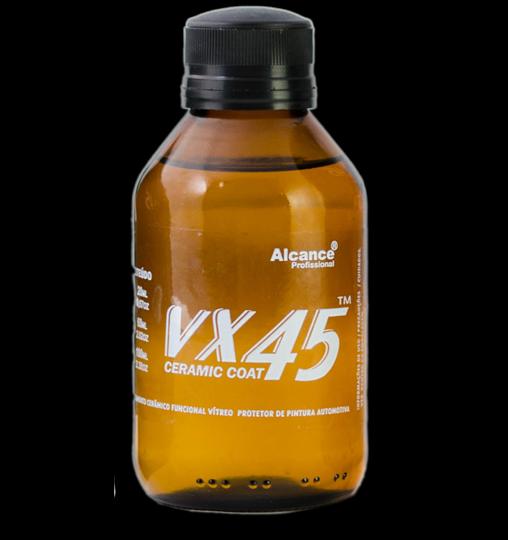 Vitrificador Automotivo Proteção Até 3 Anos 100ml - VX45 - Alcance  - HIDRORIO
