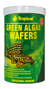 RAÇÃO TROPICAL GREEN ALGAE WAFERS - Pote 113 gr
