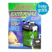 FILTRO CANISTER JEBO 829 1500 Litros/h - 110 Volts