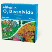 LABCONTEST O2 DISSOLVIDO - 100 Testes